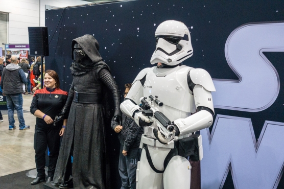 Oz Comic-Con Melbourne 2017